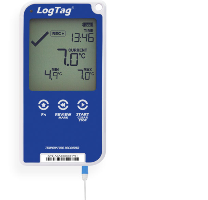 UTRED30-16 – 30 DAY LOGGER WITH DISPLAY